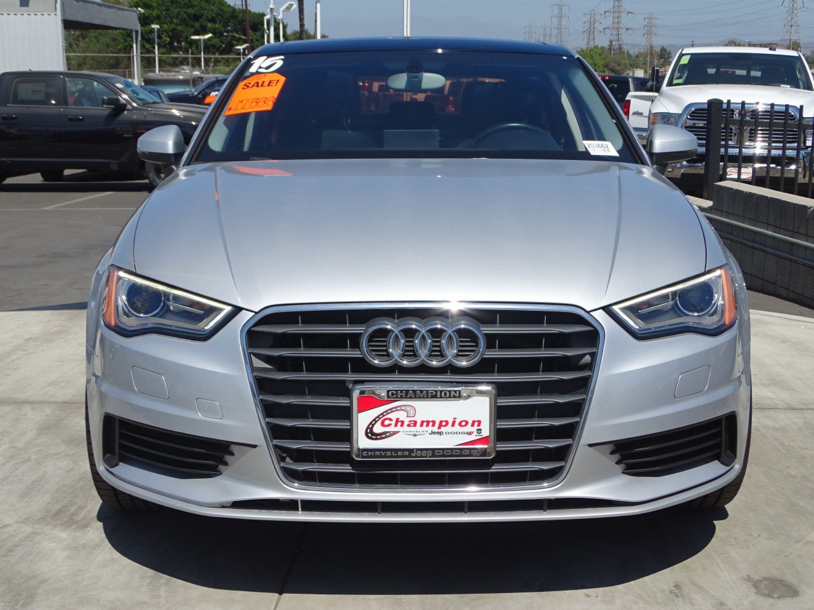 Pre Owned 2015 Audi A3 1 8T Premium 4dr Car in Downey